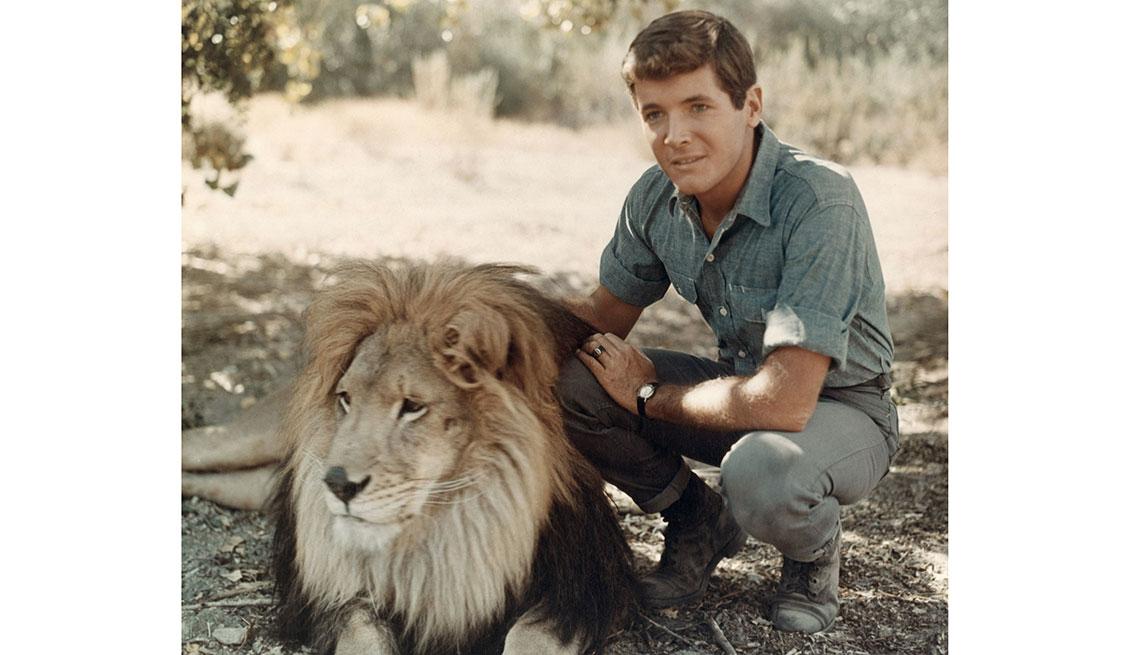 Animales estrellas de cine y TV - Clarence, el león bizco