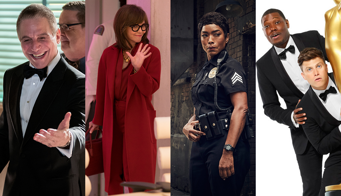Various TV stars
