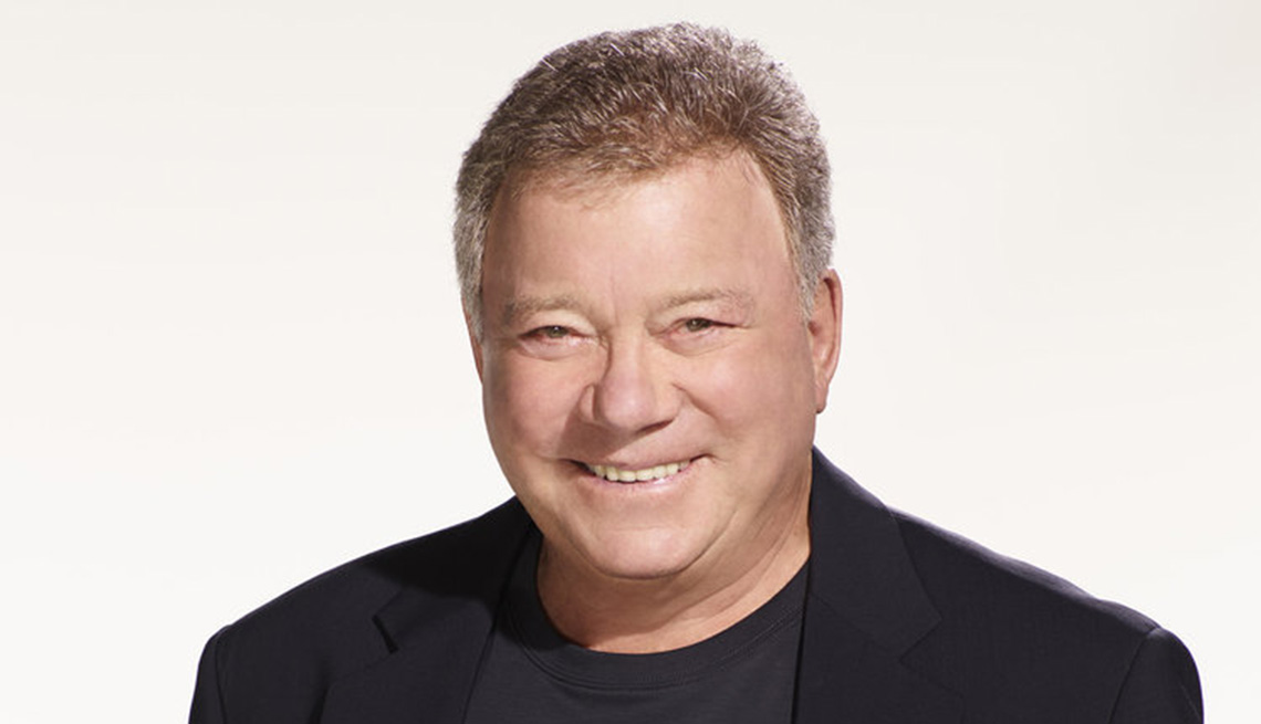 william shatner young