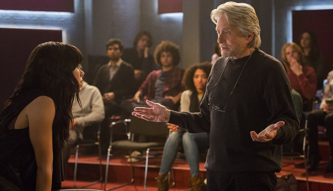 Michael Douglas' New Netflix Show 'The Kominsky Method'