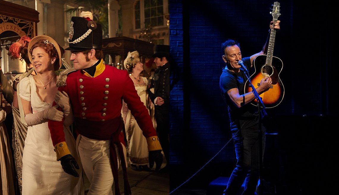 vanity fair, springsteen on broadway