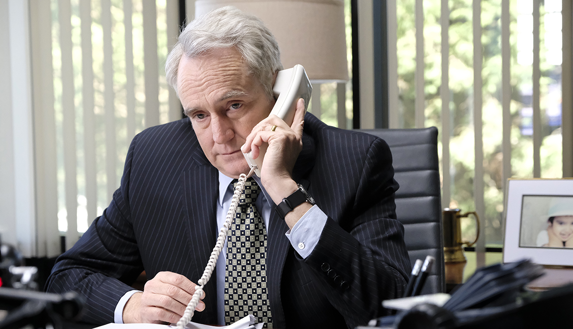 """Bradley Whitford in """"Valley of the Boom"""""""