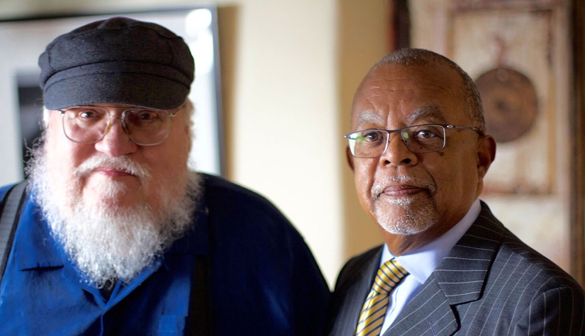 George R.R. Martin, Henry Louis Gates, Jr.