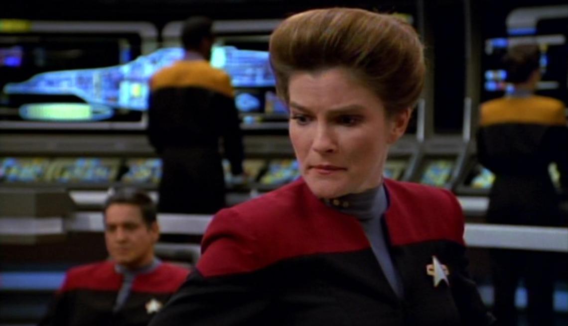 item 4 of Gallery image - Kate Mulgrew en Star Trek
