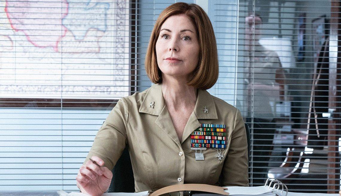 Dana Delany as Colonel Glenn Turnbull
