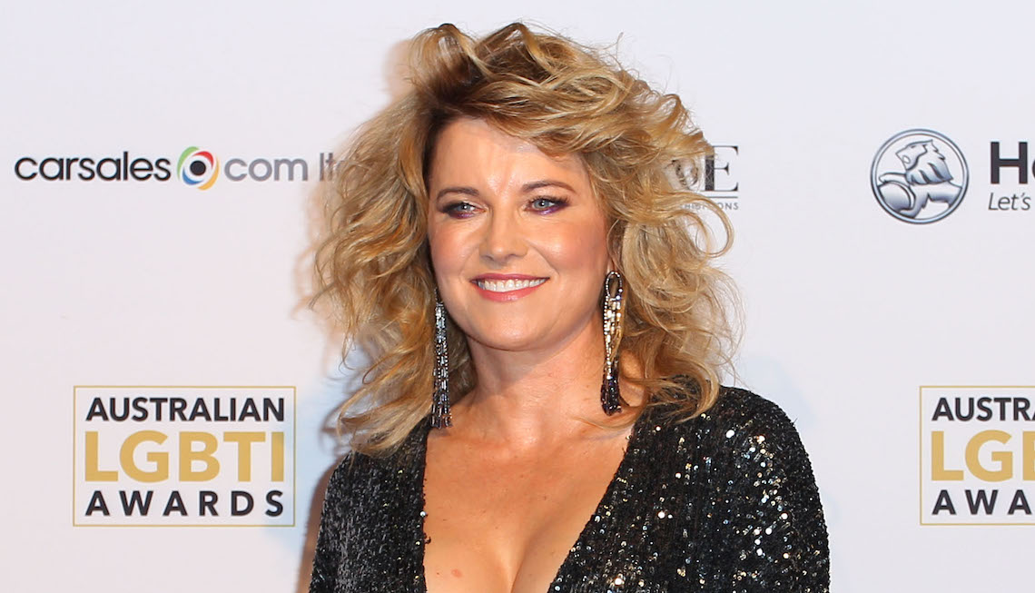 Lucy Lawless attends the 2019 Australian LGBTI Awards at The Star on March 01, 2019 in Sydney, Australia.