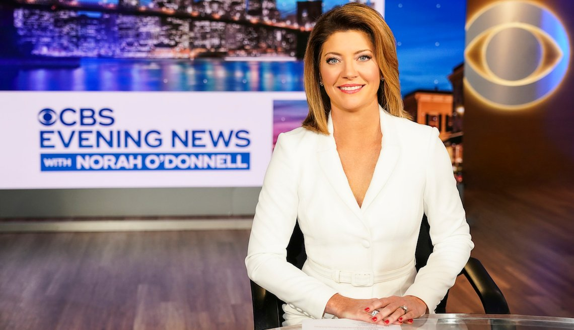 The CBS EVENING NEWS WITH NORAH O'DONNELL (6:30-7:00 PM, ET) debuts Monday, July 15 on the CBS Television Network and on CBSN, CBS News' 24/7 streaming news service.