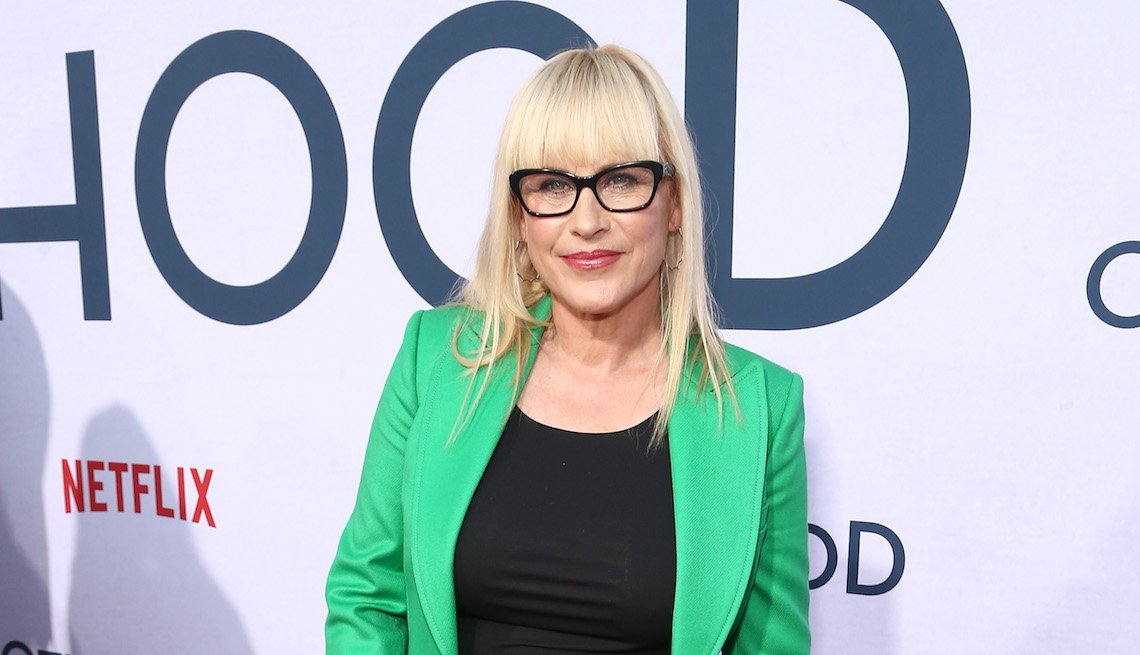 Patricia Arquette attends the Netflix Premiere of OTHERHOOD at the Egyptian Theater on July 31, 2019 in Los Angeles, California.