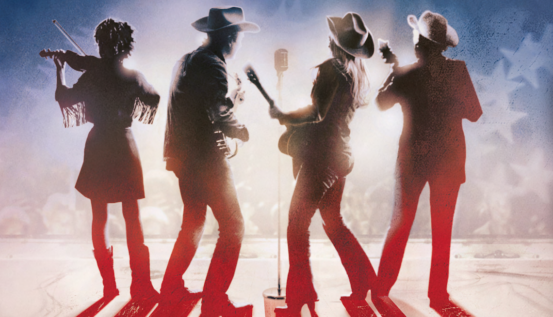 Promo poster for Ken Burns' Country Music