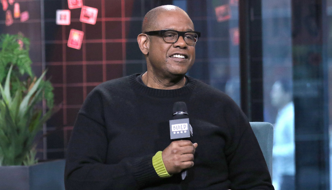 """1175575140Actor Forest Whitaker attends the Build Series to discuss """"Godfather of Harlem"""" at Build Studio on September 18, 2019 in New York City."""