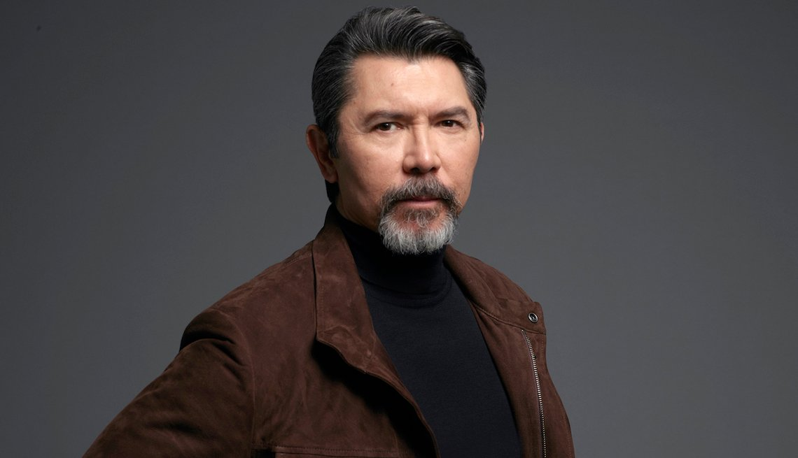 Lou Diamond Phillips as Gil Martinez in the Fox series 'Prodigal Son'