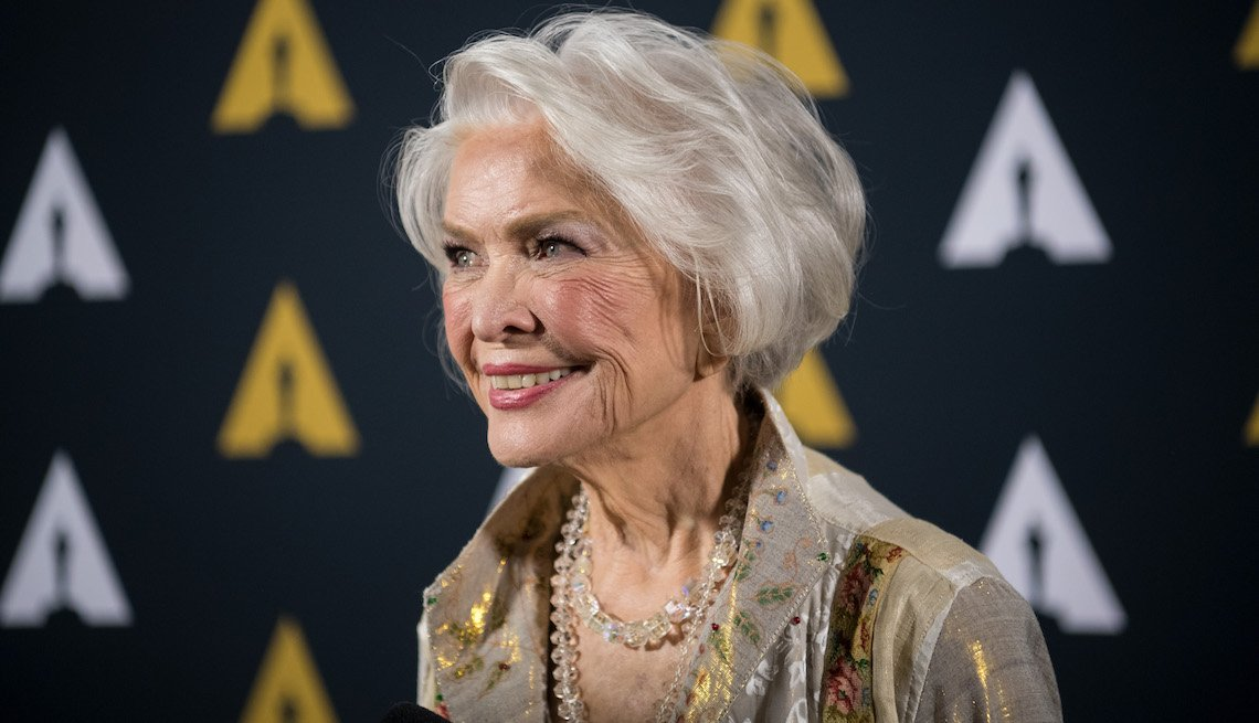 """Ellen Burstyn arrives at the Academy's 45th Anniversary Screening Of """"The Exorcist"""" at Samuel Goldwyn Theater on October 22, 2018 in Beverly Hills, California."""