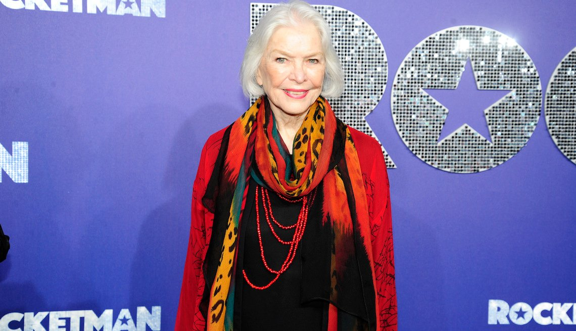 """Ellen Burstyn attends """"Rocketman"""" US Premiere at Alice Tully Hall, Lincoln Center, NYC on May 29, 2019 in New York City."""