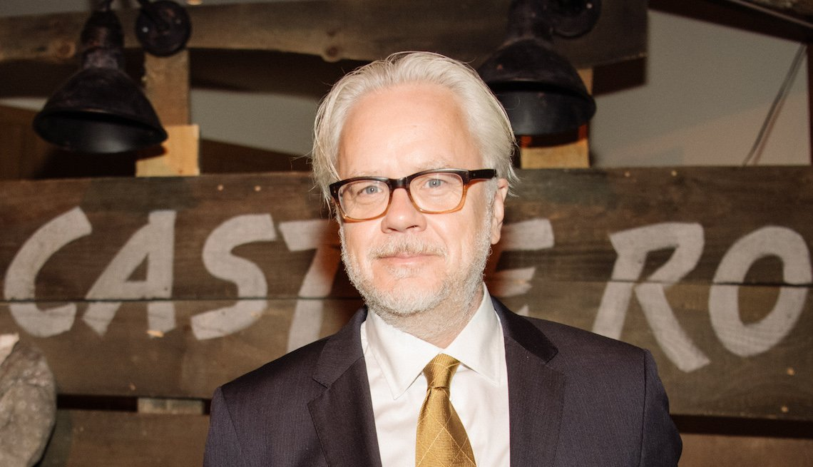 """Tim Robbins attends the Hulu's """"Castle Rock"""" season 2 premiere after party on October 14, 2019 in Los Angeles, California."""
