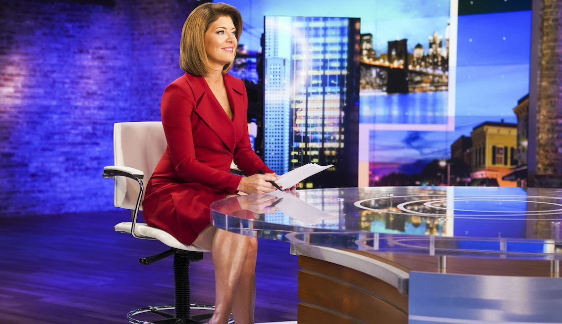 Norah O'Donnell, Anchor and Managing Editor of CBS Evening News