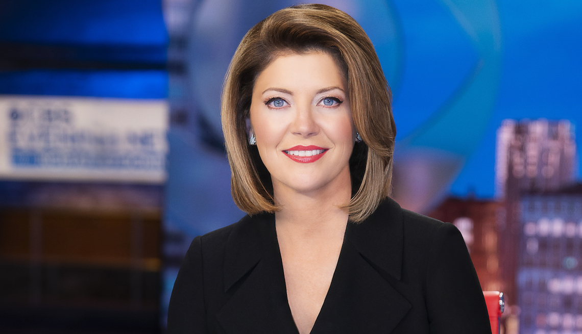 Norah O'Donnell, Anchor and Managing Editor of CBS Evening News.