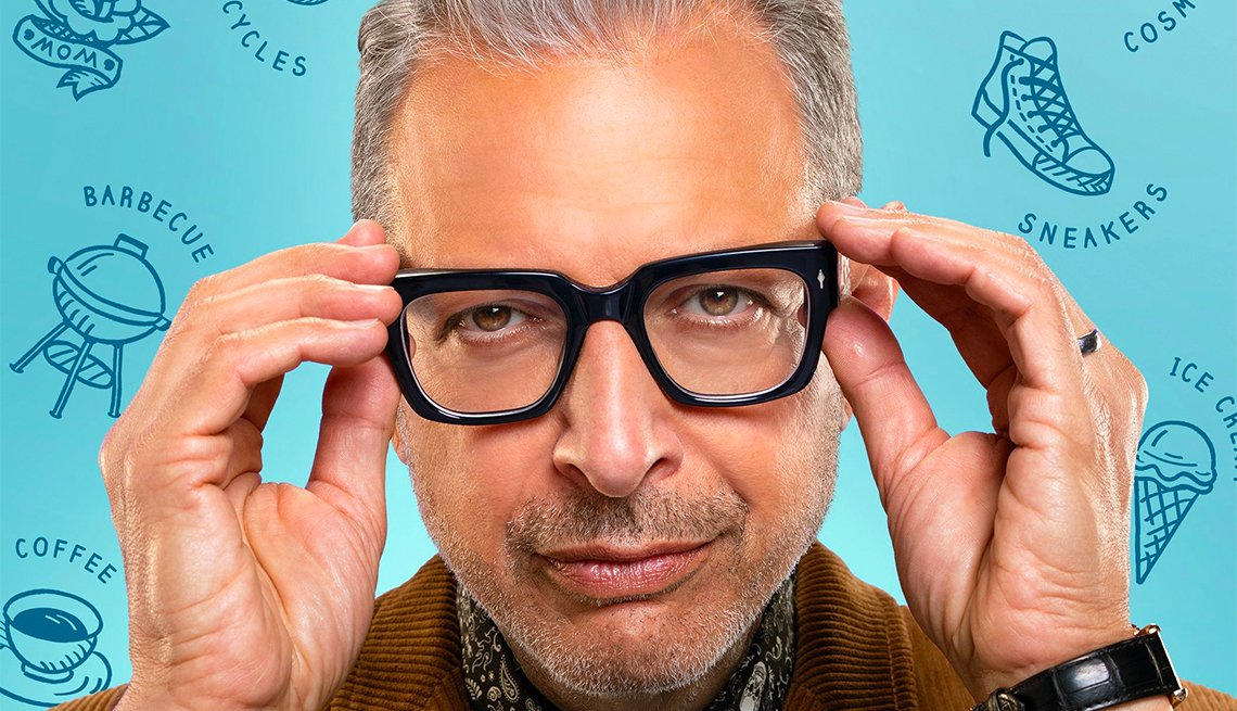 """The World According to Jeff Goldblum"""