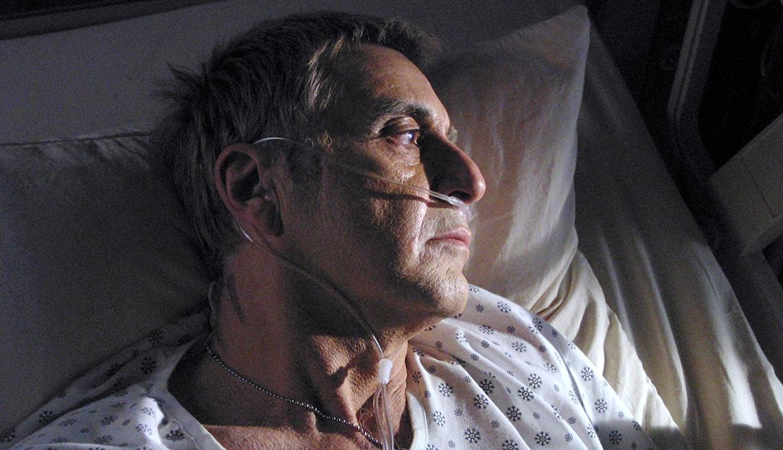 Al Pacino as Roy Cohn in Angels in America