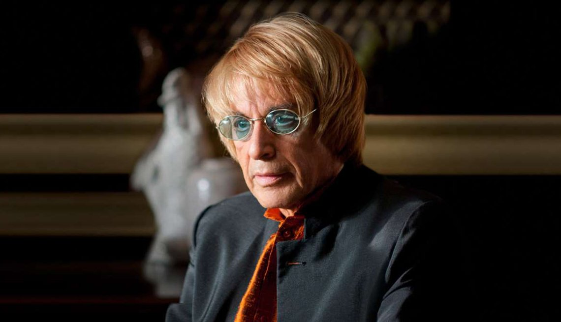 Al Pacino stars as Phil Spector in the television film Phil Spector