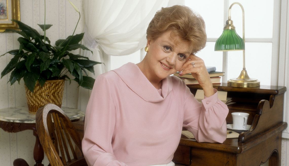 Angela Lansbury starred as mystery writer and crime solver Jessica Fletcher on the C B S television crime drama series Murder She Wrote