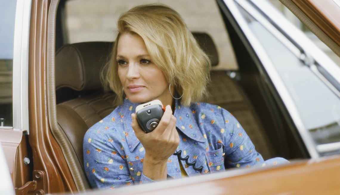 Angie Dickinson dio vida a la sargento Suzanne Pepper Anderson en la serie La mujer policía.