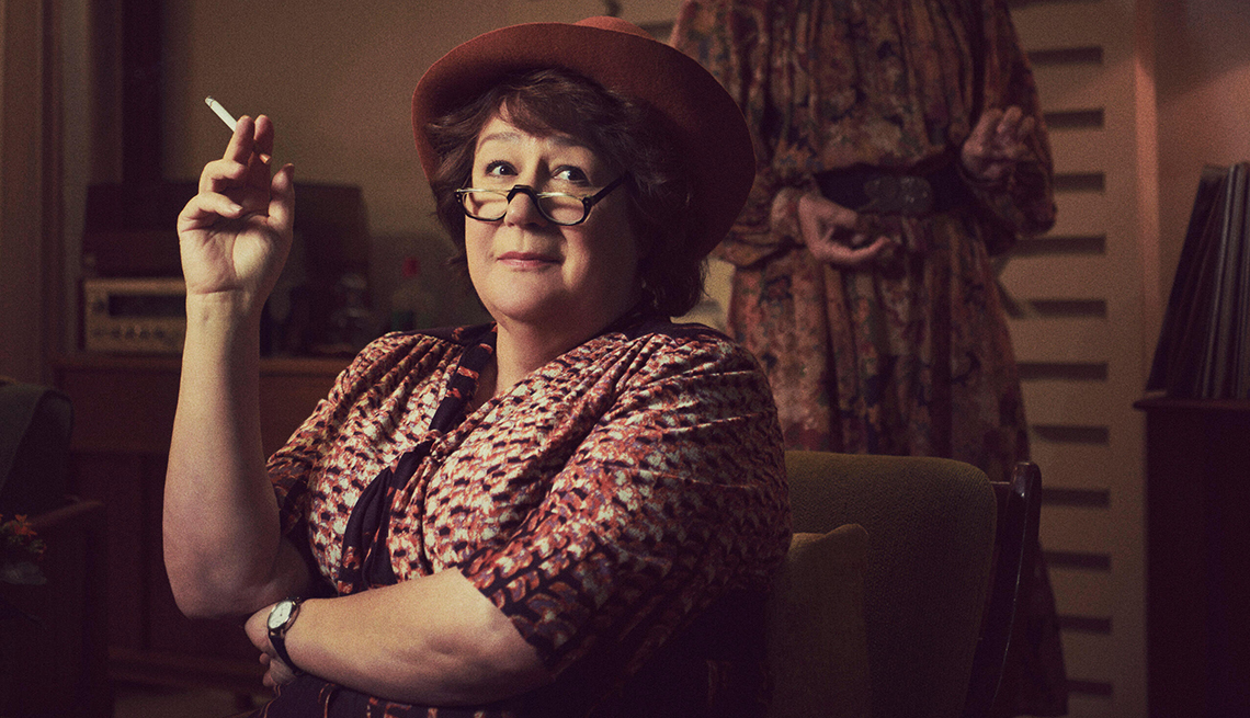 Margo Martindale as Bella Abzug in Mrs America