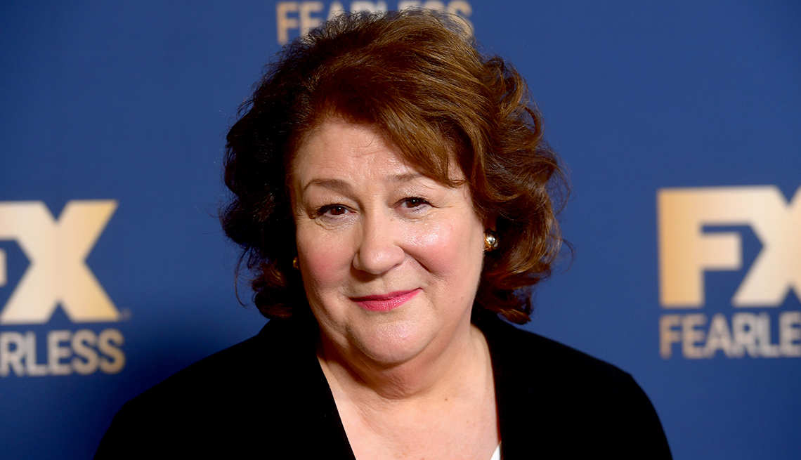 Margo Martindale attends the F X Networks Star Walk Winter Press Tour 2020