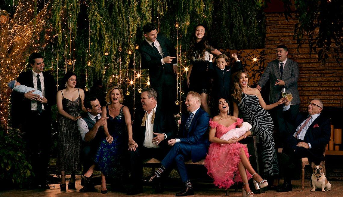 Elenco del show de ABC Modern Family