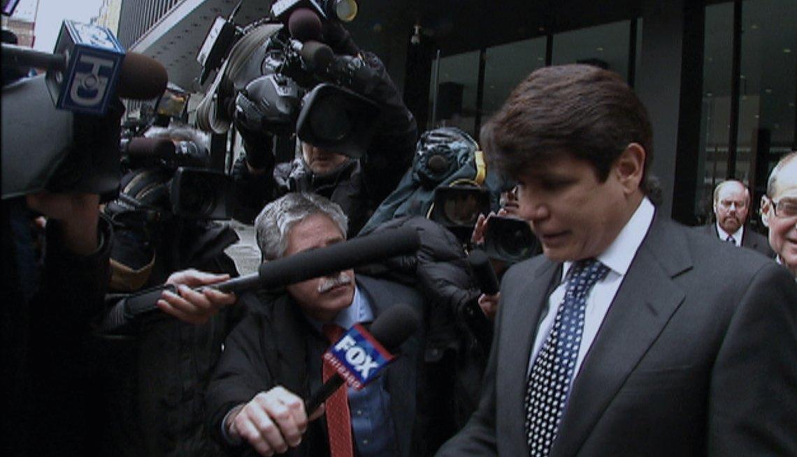Ex congresista Rod Blagojevich