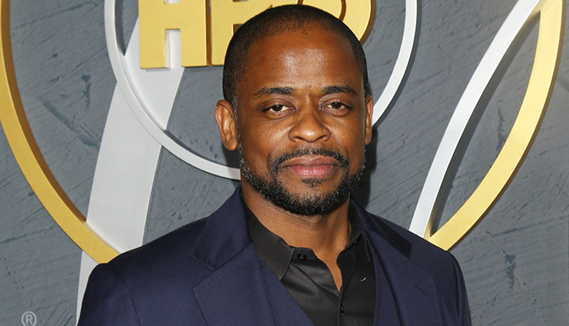 Dule Hill attends the H B O Post Emmy Awards reception