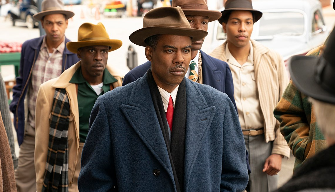 Chris Rock stars in Season 4 of the FX show Fargo