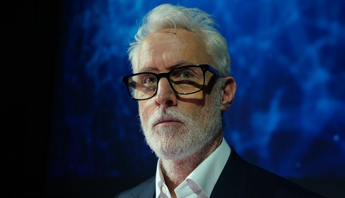 Actor John Slattery