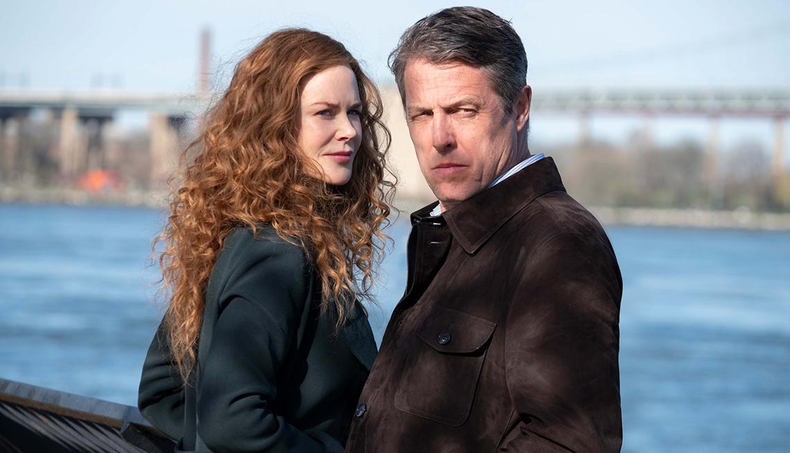 Nicole Kidman and Hugh Grant star in the HBO miniseries The Undoing