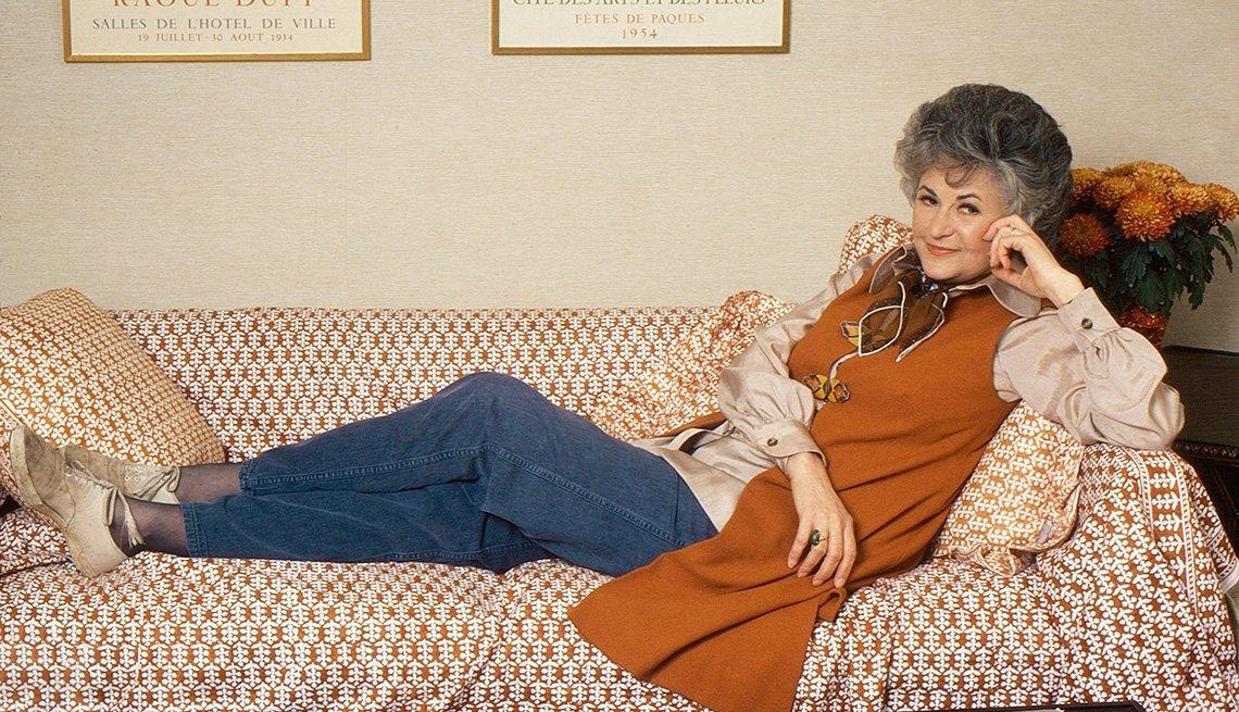 Bea Arthur como Maude Findlay en Maude.