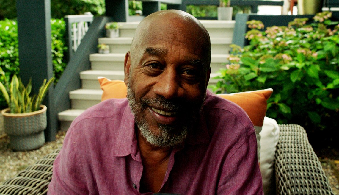 Actor Joe Morton in HBO's Between The World and Me