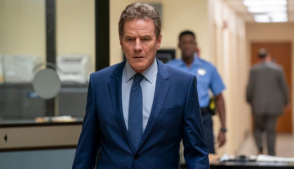 Bryan Cranston stars in the Showtime series Your Honor