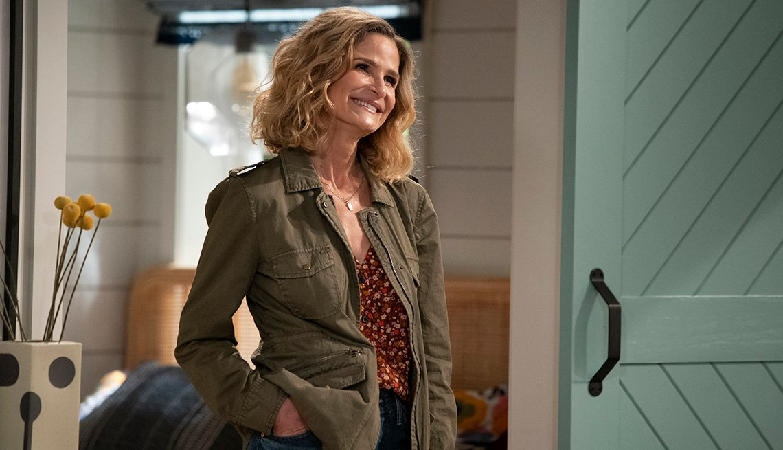 "Kyra Sedgwick protagoniza la serie televisa ""Call Your Mother""."