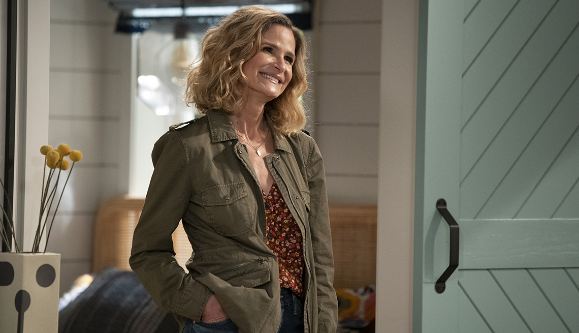 Kyra Sedgwick stars as Jean Raines in the TV sitcom Call Your Mother