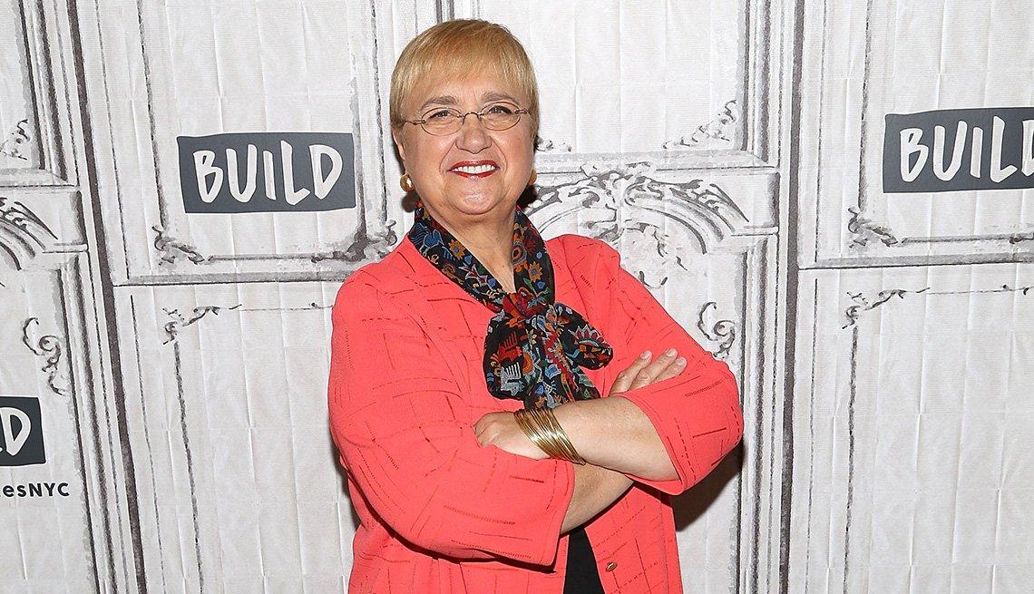 La chef Lidia Bastianich.