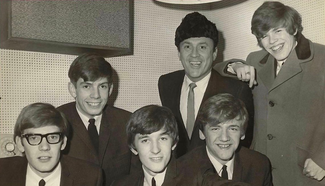Murray the K with Herman's Hermits