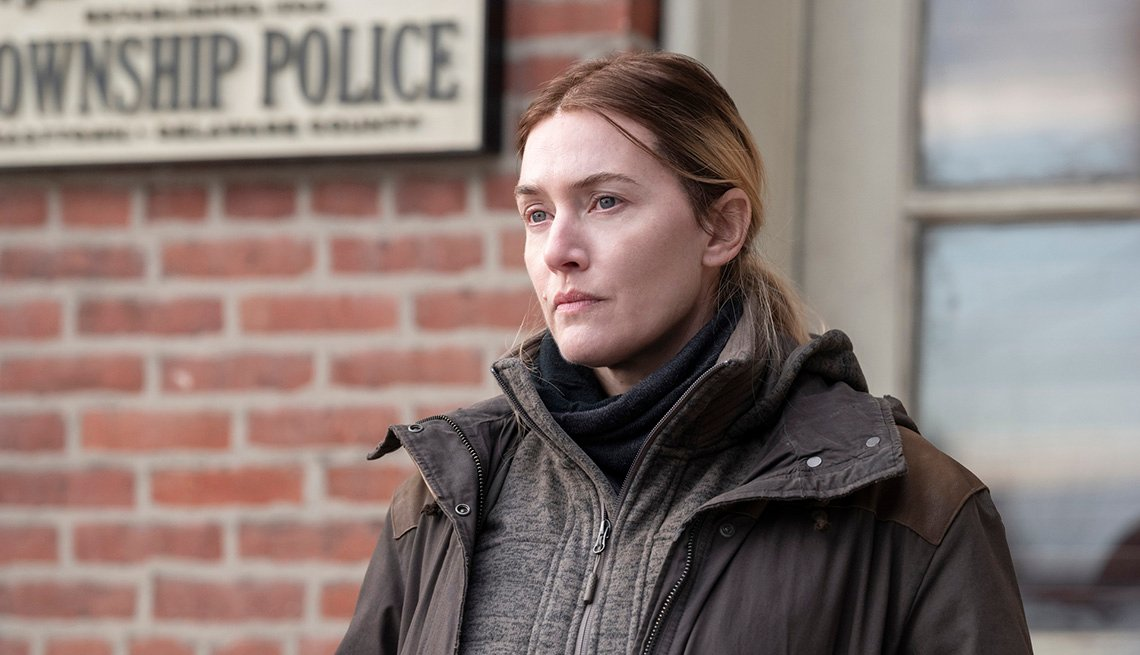 Kate Winslet stars in the HBO limited series Mare of Easttown