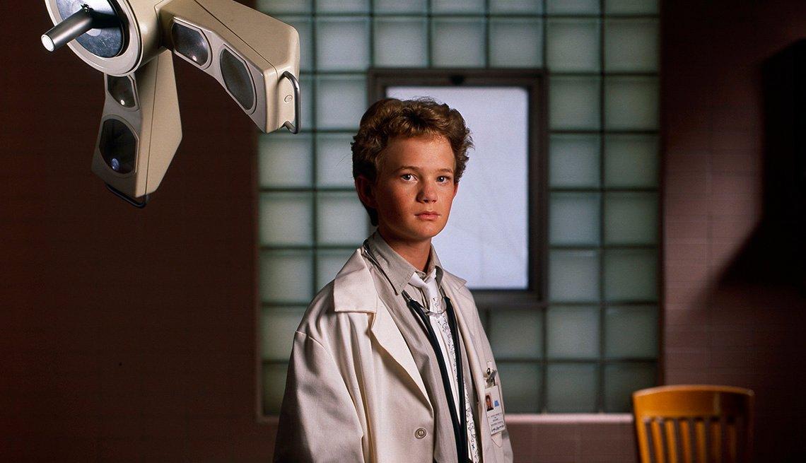 Neil Patrick Harris stars in Doogie Howser, M.D.