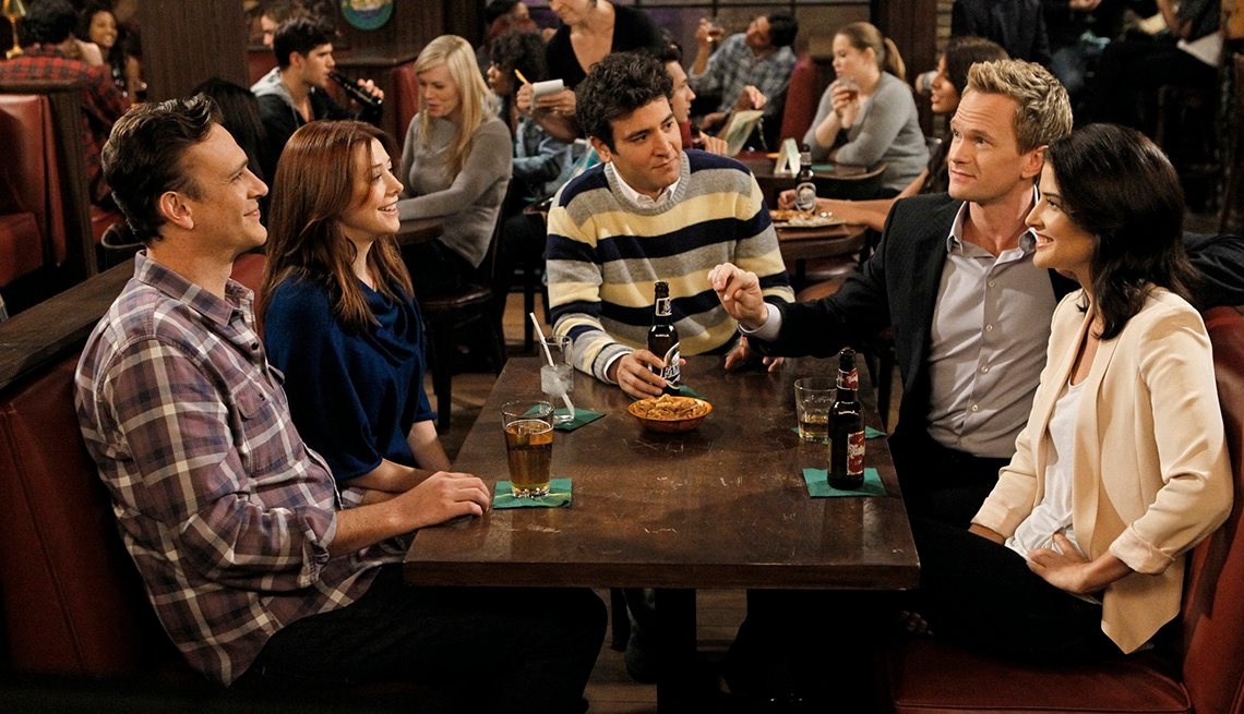 Jason Segel, Alyson Hannigan, Josh Radnor, Neil Patrick Harris and Cobie Smulders on How I Met Your Mother