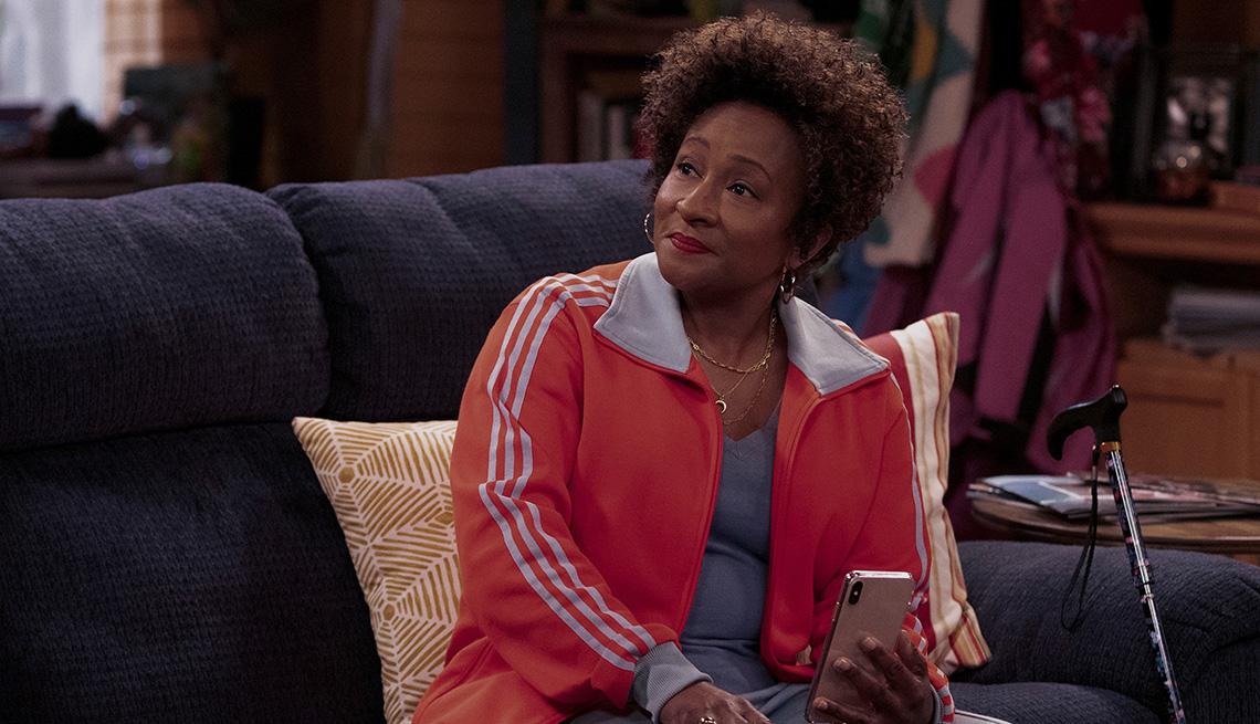 Wanda Sykes in the Netflix series The Upshaws