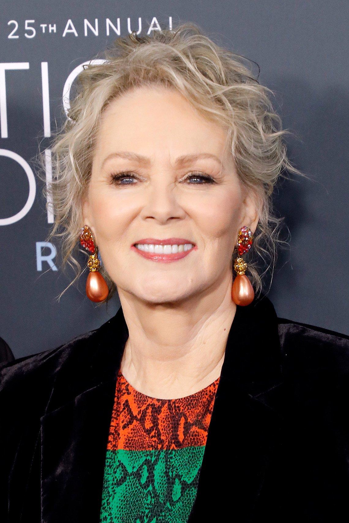 Jean Smart en la 25a edición de los premios Critics Choice Awards.