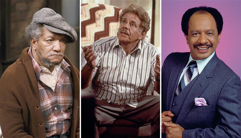 Famous T V dads