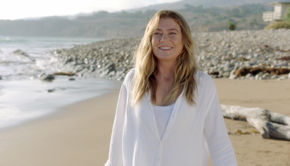 """Ellen Pompeo en una escena de la serie """"Grey's Anatomy""""."""