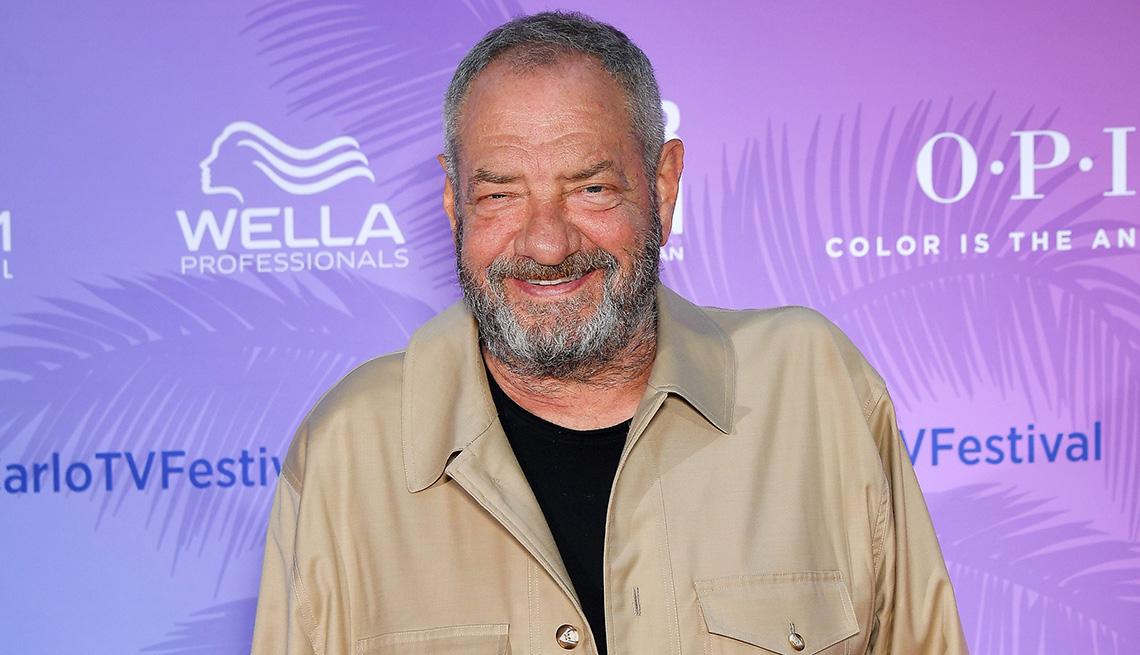 Productor de televisión Dick Wolf.