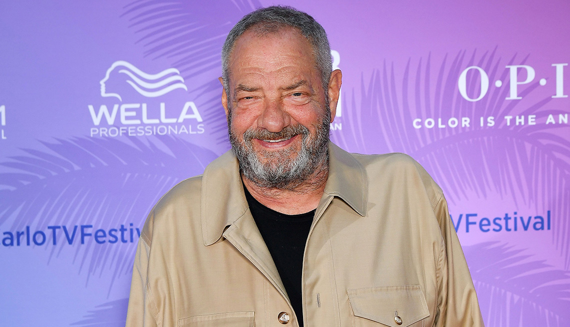 Television producer Dick Wolf