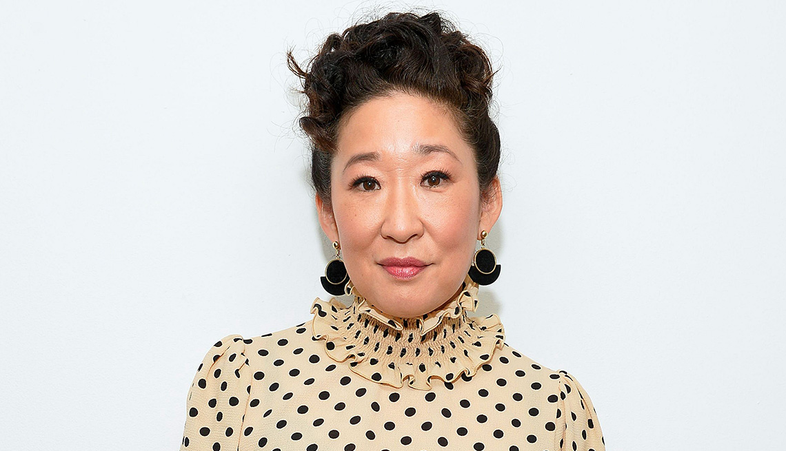Sandra Oh attends the 33nd Annual Tibet House US Benefit Concert and Gala